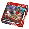 Puzzle 4 en 1 Disney Cars 16221 PPT02-16221