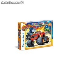 Puzzle Blaze And The Monster Machine 60pz maxi 68x48cm.
