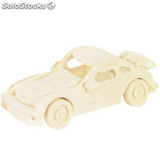 Puzzle de Madera Coches Junior Knows