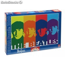 Puzzle the beatles 1000 piezas