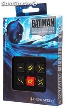 Q-Workshop Batman Miniature Game - Batman Set D6