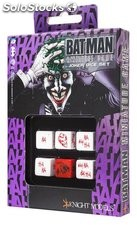 Q-Workshop Batman Miniature Game - Joker Set D6