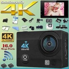 Q3H action pro camara 4K Ultra hd wifi