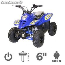 Quad 125cc Light bigfoot 6 'Automatico