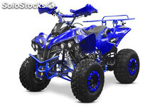 Quad 125cc Mod Warrior Tamaño Adulto R8 semi aut