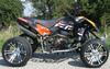 Quad 300CC mad-max racing cee