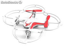 Quad-Copter DIYI D4V 2.4G 5-Channel with Gyro + Voice Control (White)