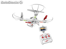 Quad-Copter diyi D6Ci 2.4G 5-Channel with Gyro + Camera, WiFi (White)