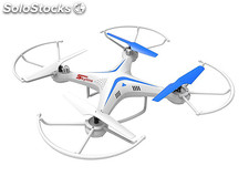 Quad-Copter diyi D7Ci 2.4G 5-Channel with Gyro + Camera, WiFi (White)