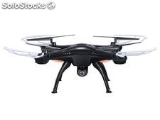 Quad-Copter syma X5SW 2.4G 4-Channel with Gyro + Camera (Black)