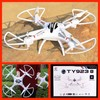 Quadcopter TY923 gigante 52 x 52 cm 2.4GHz 4 channels 6 axis dron helicoptero