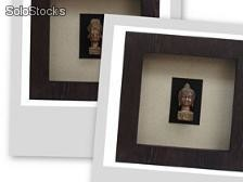 Quadro Buda bronze Ancient 50 x 50