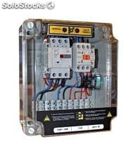 Quadro com hidronivel sondas trif. 400v. Regulable de 4 a 6a