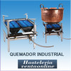 Quemador Industrial a Gas optimgas m-400