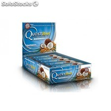 Quest bar - chocolate chip cookie dough (12 bars)