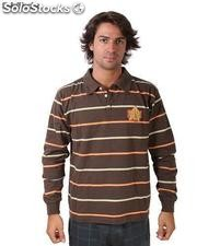 Quiksilver Polo Onolicious m/l h/b marron
