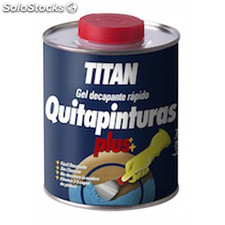 Quitapinturas Plus - titan - 05D000134 - 750 ml