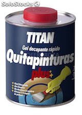 Quitapinturas plus titan 375 ml