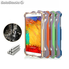 R-JUST Gundam Series Genuine Aluminum Metal Case Cover for Samsung Galaxy Note 3
