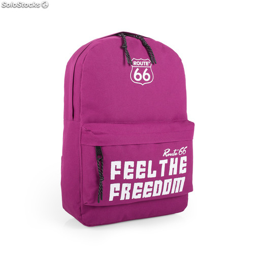R13036 mochila feel the freedom marca route 66 fucsia