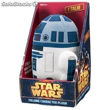 R2D2 con sonido - star wars el despertar - play by play - star wars -