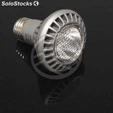 R63 led Bulb E27 7W warm light 230VAC (NC16)