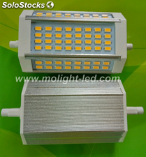 R7S Foco led 30W calida 3000K 118mm