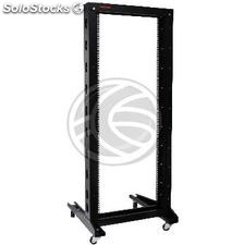 Rack 19\'\' aperto 29U 600x600x1400mm Open1 MobiRack de RackMatic (WJ01)