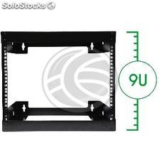 "Rack 19"" mural SOHORack 9U Open (WN22)"