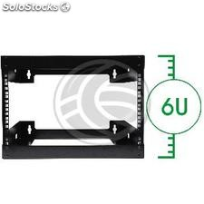 "Rack 19"" mural SOHORack Open 6U (WN21)"