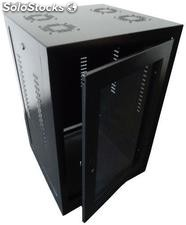 Rack de Piso 16usx570mm 19″ Int/Ext c/ 2ºPlano pt