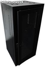 Rack de Piso 24usx570mm 19 Int/Ext c/ 2Plano pt
