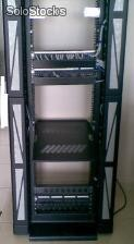 Rack De Piso Top Solution Plus 44u - Semi-novo