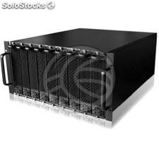 Rack19 atx 5U 9 F545 18x3.5 Atom Mini-itx removable from RackMatic (CK82)