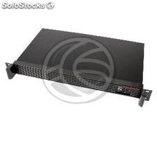 Rack19 Box ipc 1U atx 2x2.5 1x3.5 F250mm RackMatic (CK04-0002)