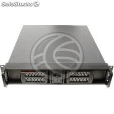 Rack19 Box ipc 2U atx 1x5.25 3x3.5 2x2.5 F480mm RackMatic (CK92)