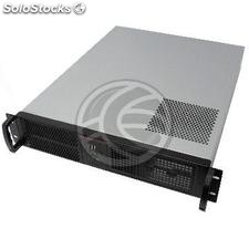 Rack19 Box ipc 2U atx 2x5.25 4x3.5 F550mm RackMatic (CK14-0002)