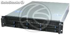 Rack19 Box ipc 2U atx F595mm 1x5.25 5x3.5 RackMatic (CK15-0002)