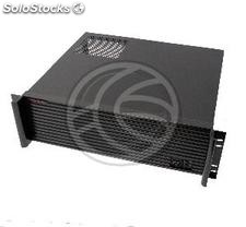 Rack19 Box ipc 3U atx 9x3.5 F380mm RackMatic (CK25-0002)
