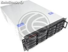 Rack19 Box ipc 3U atx Mini-SAS F690mm 1x3.5 16x3.5 RackMatic (CK22)