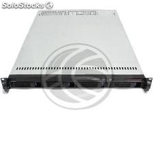 Rack19 Box ipc atx 1U 4x3.5 F650mm 1xminiCDROM RackMatic (CK07)