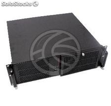 Rack19 Box ipc atx 3U 3x5.25 8x3.5 F390mm RackMatic (CK23-0002)