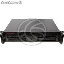 Rack19 ipc 2U atx Caso 3x3.5 F280mm RackMatic (CK91)