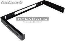 "Rackmatic Rack 19"" Wall Extensible Fund (1U) (RR41)"