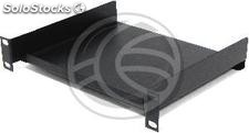 RackMatic TENRack: Fixed Front Tray 1U F200 (TR28)