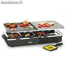 Raclette Grill y Piedra Tristar RA2992
