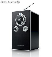 Radio altavoz Muse M-099BT con NFC, Bluetooth y aux-in.