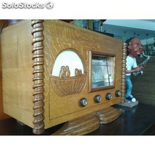 Radio antigua y original