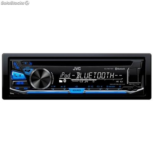 Radio cd bluetooth usb control ipod