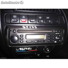 Radio cd - citroen saxo 1.1 sx - 09.99 - 12.03